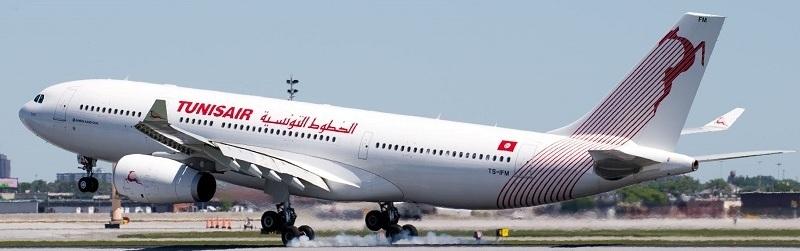 4cac874a07e0 Tunisair  Flotte (avions) de la compagnie aérienne